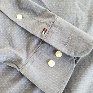 Tommy Hilfiger Casual Long Sleeve Button Up Shirt